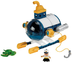 fisher-price trio undersea explorer bricks sticks