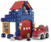 fisher-price trio fire station basic bricks