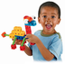 fisher-price trio building basic bricks sticks