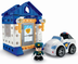 fisher-price trio police station easy-click bricks