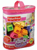 fisher-price trio junior blocks pastel colors