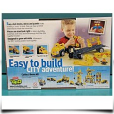 Fisher Price Trio Construction Hauler