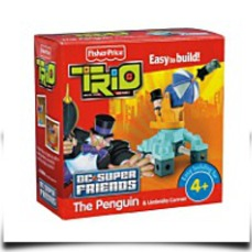 Fisher Price Trio Dc Super Friends