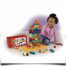 Discount Trio Building Set With Storage
