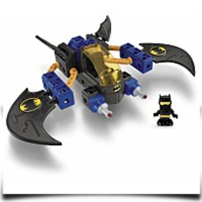 Trio Dc Super Friends Batwing