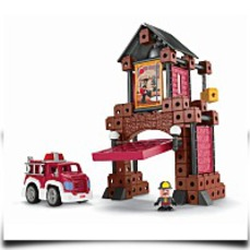 Discount Trio Fire Station