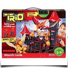 Buy Trio Wizards Castle Building Set