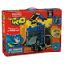 fisher-price trio super friends batcave easy