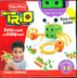 fisher-price trio crazy creatures easy build