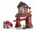 fisher-price trio fire station easyclick bricks