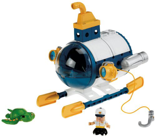 Trio Undersea Explorer
