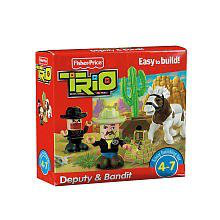 Trio Deputy And Bandit